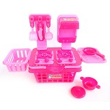 ININI My Lovely Kitchen [i901k] - Mainan Masak Masakan / Kitchen Toys